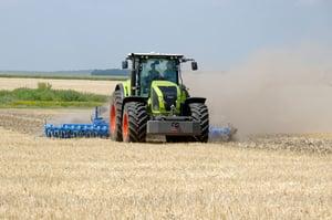 Tracteur Polyculture élevage-champ