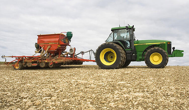 combine tractor tires for productivity
