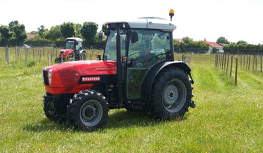 vineyard tractor tyre