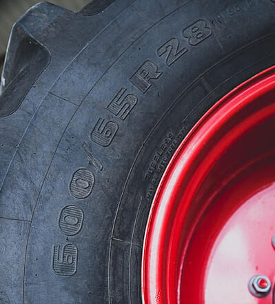 ETRTO tractor tyre marking